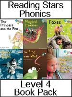- Reading Stars Phonics Level 4 - 9781781276785 - V9781781276785