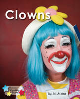 Jill Atkins - Clowns - 9781781278017 - V9781781278017