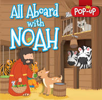 David, Juliet - All Aboard With Noah (Candle Tiny Tots) - 9781781282496 - V9781781282496