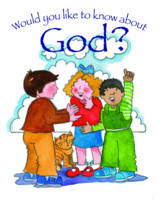Jefferson, Graham - Would You Like to Know About God? - 9781781282755 - V9781781282755