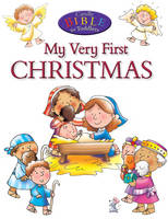 David, Juliet - My Very First Christmas (Candle Bible for Toddlers) - 9781781282854 - V9781781282854