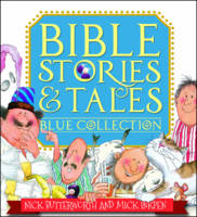 Butterworth, Nick - Bible Stories & Tales Blue Collection (Butterworth & Inkpen) - 9781781282878 - V9781781282878