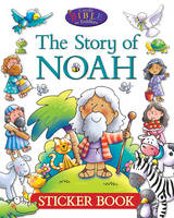David, Juliet - The Story of Noah Sticker Book (Candle Bible for Toddlers) - 9781781283080 - V9781781283080