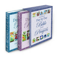 David, Juliet - Candle Day by Day Bible and Prayers Gift Set - 9781781283462 - V9781781283462