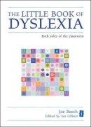 Beech, Joe - The Little Book of Dyslexia - 9781781350102 - V9781781350102