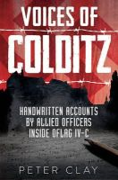 Clay, Peter - Voices of Colditz: The YMCA Notebook from Oflag IVc - 9781781553862 - V9781781553862