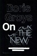 Boris Groys - On the New - 9781781682920 - V9781781682920