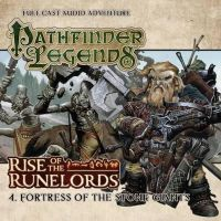 Cavan, Scott - Rise of the Runelords: Fortress of the Stone Giants (Pathfinder Legends) - 9781781783269 - V9781781783269