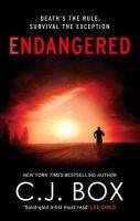 C.J. Box - Endangered (Joe Pickett) - 9781781852781 - KMF0000502