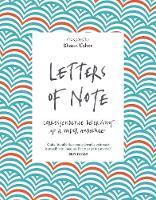 Shaun Usher - Letters of Note. Letters of Note - Briefe, die die Welt bedeuten, englische Ausgabe - 9781782119289 - KTG0014761