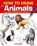 Arcturus Publishing - How to Draw Animals - 9781782122869 - V9781782122869