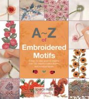 Country Bumpkin Publications - A-Z of Embroidered Motifs (Search Press Classics) - 9781782211679 - V9781782211679