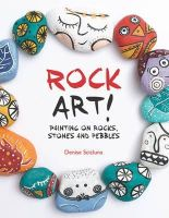 Scicluna, Denise - Rock Art!: Painting on Rocks, Stones and Pebbles - 9781782211839 - V9781782211839