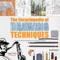 Hazel Harrison - The Encyclopedia of Drawing Techniques (Search Press Classics) - 9781782212256 - V9781782212256