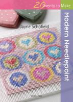 Schofield, Jayne - Modern Needlepoint - 9781782212263 - V9781782212263