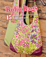 Schmitz, Beate - Boho Bags: 15 unique and stylish bags to make - 9781782212355 - V9781782212355