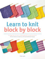 Lam, Che - Learn to Knit Block by Block - 9781782212744 - V9781782212744
