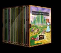 L. Frank Baum - The Wizard of Oz Collection: The Wonderful Wizard of Oz, The Marvellous Land of Oz, Ozma of Oz, Dorothy and the Wizard in Oz, The Road to Oz, The Emerald City of Oz, Patchwork Girl - 9781782261681 - 9781782261681