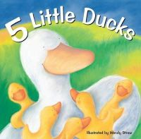 Wendy Straw - 5 Little Ducks: 20 Favourite Nursery Rhymes - 9781782261971 - V9781782261971