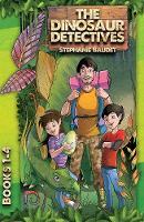 Baudet, Stephanie - The Dinosaur Detectives: Books 1-4 - 9781782262756 - V9781782262756