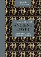 The British Museum - The British Museum: Treasures of Ancient Egypt: 20 Colourful Cards to Pull Out and Send - 9781782437482 - V9781782437482