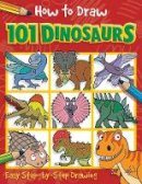 Barry Green - How to Draw 101 Dinosaurs - 9781782440215 - V9781782440215