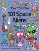That, Imagine, Green, Barry - How to Draw 101 Space Aliens - 9781782444831 - KRA0000139
