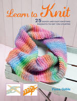 Goble, Fiona - Learn to Knit - 9781782493440 - V9781782493440