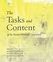 - Tasks and Content of the Steiner-Waldorf Curriculum - 9781782500421 - V9781782500421