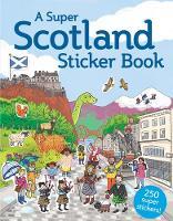- A Super Scotland Sticker Book - 9781782504221 - V9781782504221