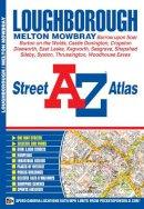 Geographers A-Z - A-Z Loughborough Street Atlas (A-Z Street Atlas) - 9781782570660 - V9781782570660