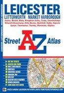 Geographers A-Z - A-Z Leicester (Street Atlas) - 9781782570844 - V9781782570844