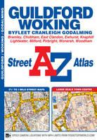 Geographers A-Z - Guildford & Woking Street Atlas - 9781782571131 - V9781782571131
