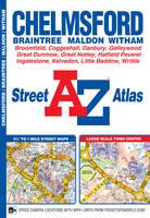 Geographers' A-Z Map Co Ltd - Chelmsford Street Atlas - 9781782571186 - V9781782571186