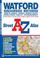 Geographers A-Z - Watford Street Atlas - 9781782571216 - V9781782571216