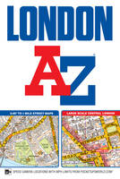 Geographers' A-Z Map Co Ltd - London Street Atlas - 9781782571322 - V9781782571322