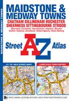 - A-Z Maidstone & Medway Towns (Street Atlas) - 9781782571339 - V9781782571339