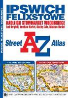 Geographers' A-Z Map Co Ltd - Ipswich & Felixstowe Street Atlas - 9781782571452 - V9781782571452