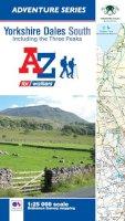 Geographers' A-Z Map Co Ltd - Yorkshire Dales Adventure Atlas - 9781782571636 - V9781782571636