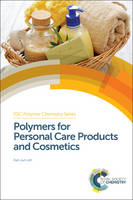 - Polymers for Personal Care Products and Cosmetics (Polymer Chemistry Series) - 9781782622956 - V9781782622956