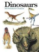 McCall, Gerrie - Dinosaurs: 300 Prehistoric Creatures (Mini Encylopedia) - 9781782743842 - V9781782743842