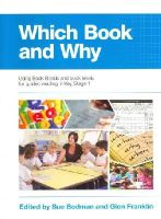 - Which Book and Why: Using Book Bands and Book Levels for Guided Reading in Key Stage 1 - 9781782770220 - V9781782770220