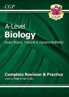 CGP Books - New 2015 A-Level Biology: Edexcel A Year 1 & 2 Complete Revision & Practice with Online Edition - 9781782942986 - V9781782942986