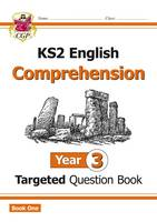 CGP Books - KS2 English Targeted Question Book: Comprehension Year 3 - 9781782944485 - V9781782944485