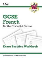 CGP Books - New GCSE French Exam Practice Workbook - Course (Includes Answers): Grades 9-1 - 9781782945352 - V9781782945352