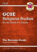 CGP Books - New Grade 9-1 GCSE Religious Studies: Revision Guide with Online Edition - 9781782946441 - V9781782946441
