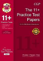 CGP Books - 11+ Practice Tests for the CEM Test - Pack 4 - 9781782946656 - V9781782946656