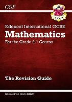 CGP Books - New Edexcel International GCSE Maths Revision Guide - for the Grade 9-1 Course (with Online Edition) - 9781782946694 - V9781782946694