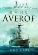 Carr, John - RHNS Averof - 9781783030217 - V9781783030217