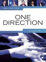 One Direction - Really Easy Piano: One Direction - 9781783051250 - V9781783051250